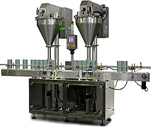 Dual Head Automatic Auger Filler | PF-26